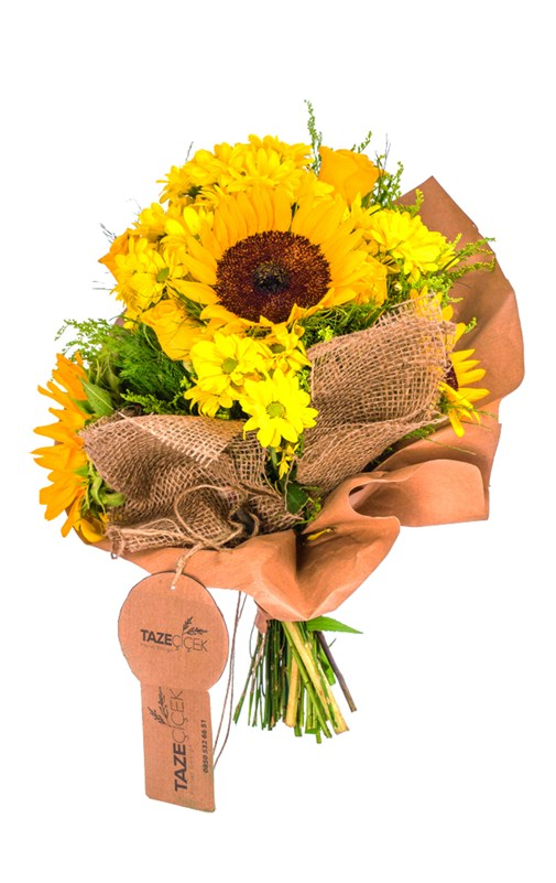 Summer Smile  Bouquet of Flowers