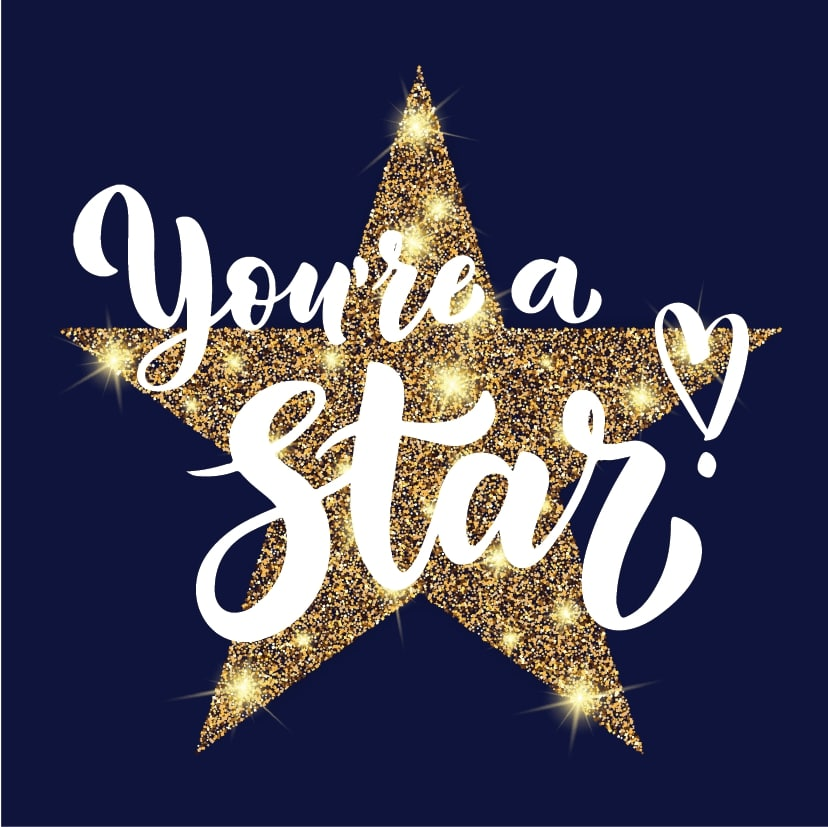 You're a Star Gift Kart